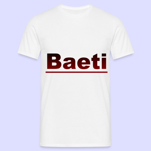 Baeti - Mannen T-shirt