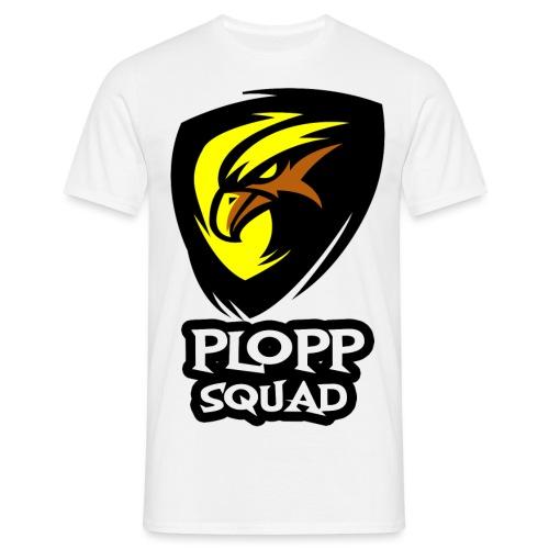 Plopp Squad - T-shirt herr
