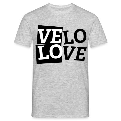 VELO LOVE - Camiseta hombre