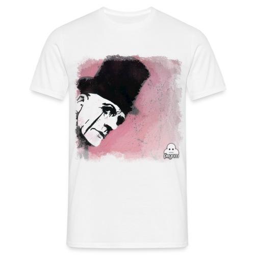 Love a bit of pink - Men's T-Shirt
