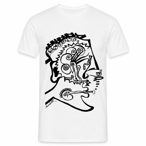 HeadOhMyHead - Männer T-Shirt