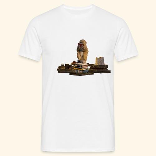 Booky - Männer T-Shirt