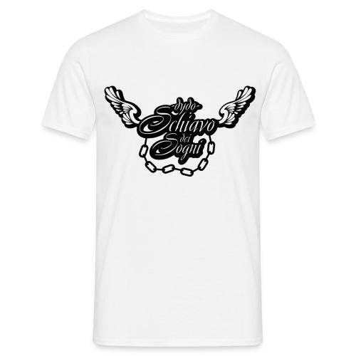 logo-schiavo-black - Maglietta da uomo