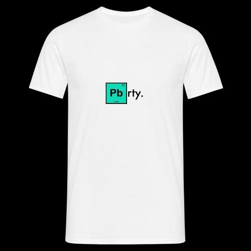Chemistry Top. - Men's T-Shirt