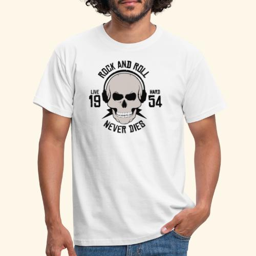 Rock and roll - T-shirt Homme