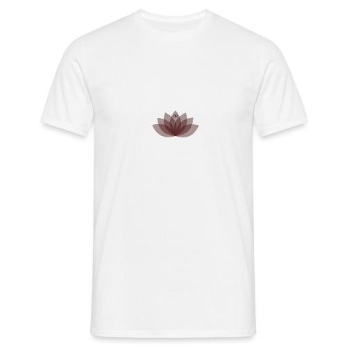 #DOEJEDING Lotus - Mannen T-shirt