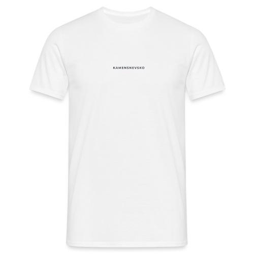 Kamensnevsko Logo - Männer T-Shirt