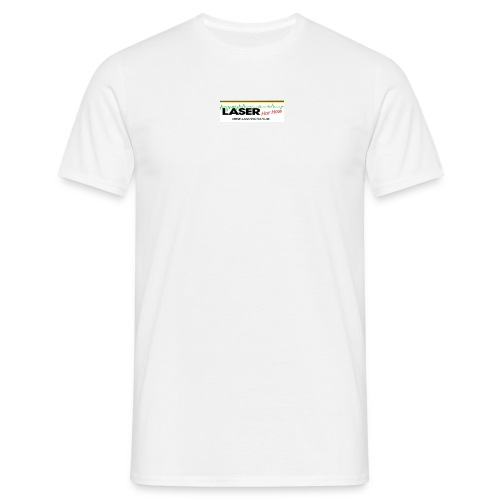 Laser Hot Hits -Mok - Mannen T-shirt