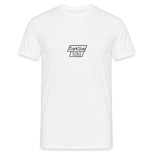 darkstar5063 logo - Men's T-Shirt