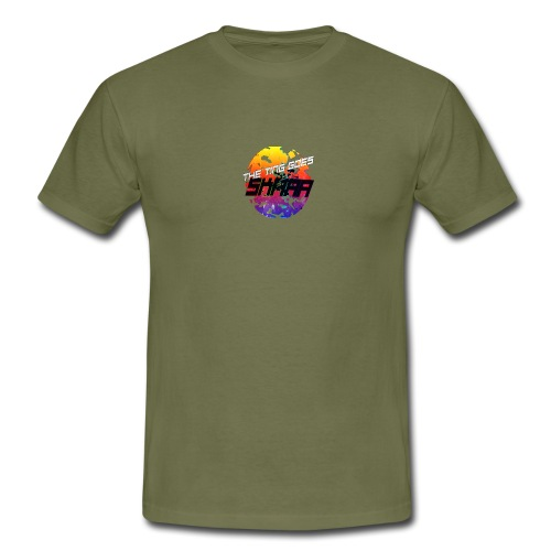 The ting goes SKRAA - Mannen T-shirt