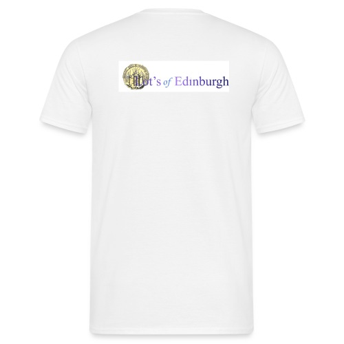 lots logo psd - Men's T-Shirt