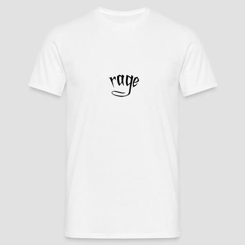 RAGE - Maglietta da uomo