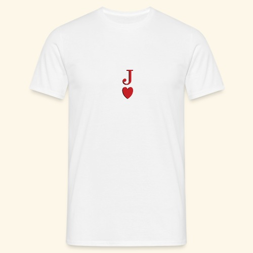 Valet de trèfle - Jack of Heart - Reveal - T-shirt Homme