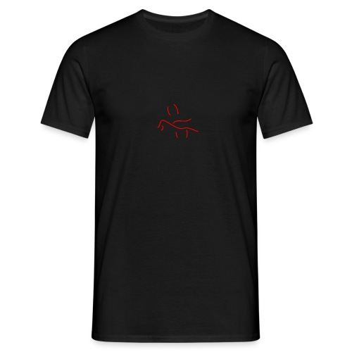 'Drowning in you' (pocket) - Men's T-Shirt