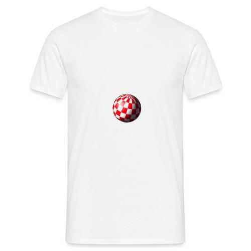 Amiga Boing Ball T-Shirt - Men's T-Shirt