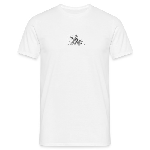 crumiere dragon grey - T-shirt Homme