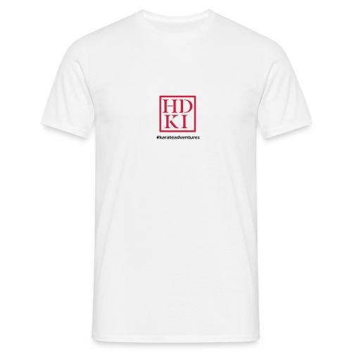 HDKI karateadventures - Men's T-Shirt
