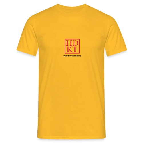 HDKI karateadventures - Men's T-Shirt