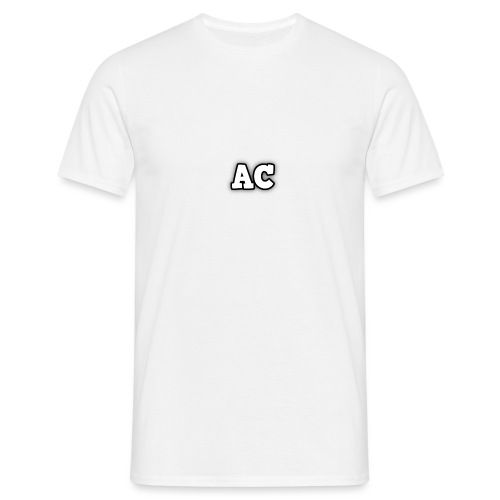 AC blur logo - Men's T-Shirt