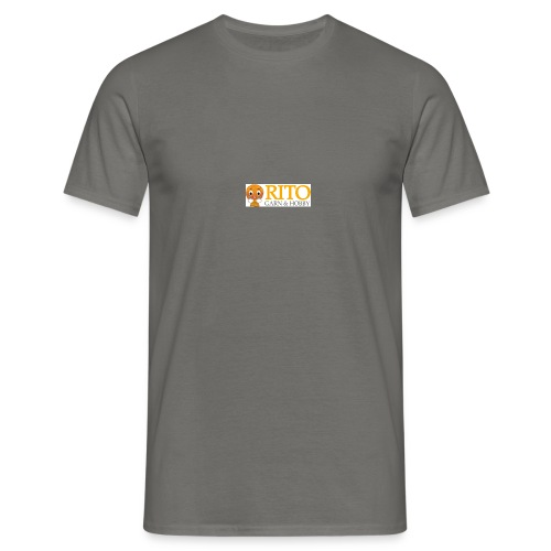 Rito Design - Herre-T-shirt