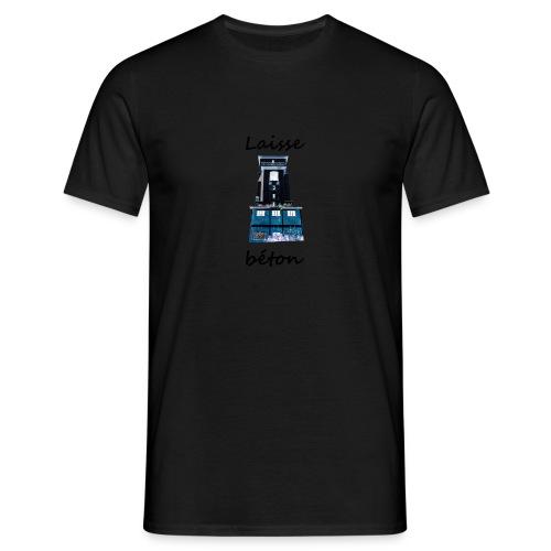 laisse_b--ton-png - T-shirt Homme