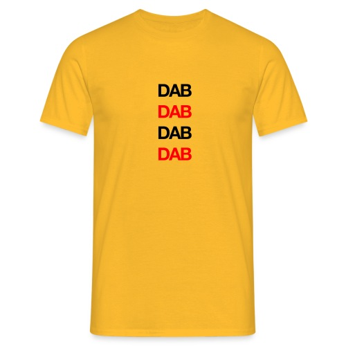 Dab - Men's T-Shirt
