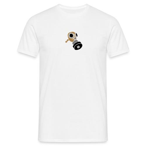 Gasmaske poison gas mask fallout giftgas BondageSM - Männer T-Shirt
