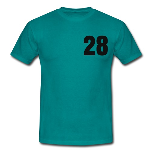 Louis 28 Tattoo - Men's T-Shirt