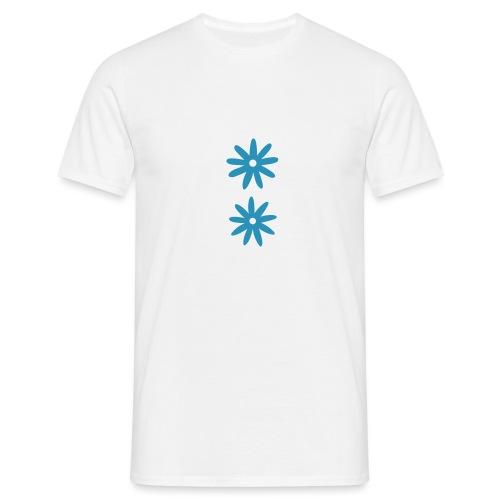 nos 1c x2 ekstralettmelk - T-skjorte for menn
