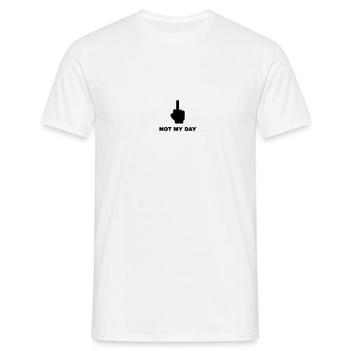 NOTMYDAY - T-shirt Homme