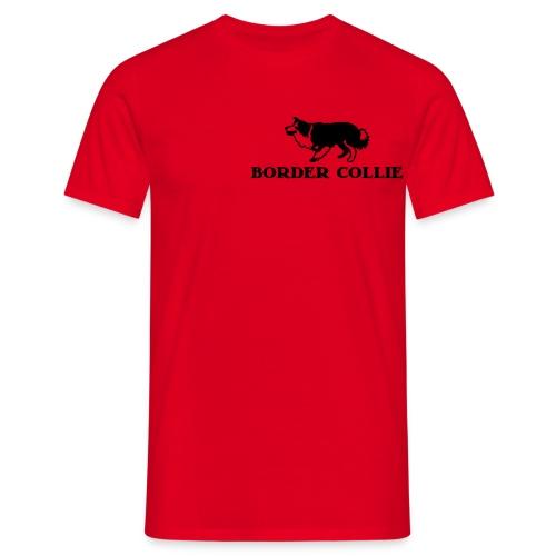 Border Collie 4 - Männer T-Shirt