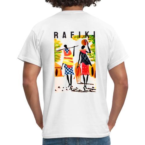 Sct Gemma – Rafiki = Friend - Herre-T-shirt