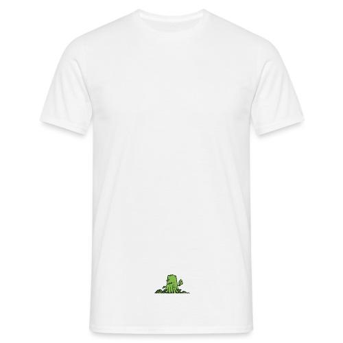 Hairy Brockoli - Männer T-Shirt