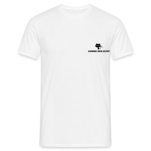 comme des Cunt - Mannen T-shirt