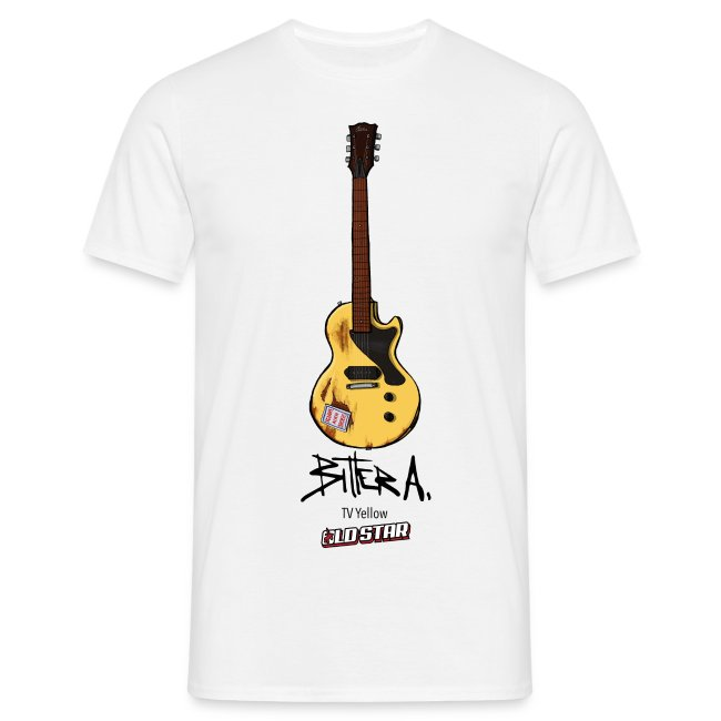 Bitter Yellow Guitar
