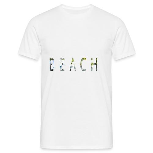 beach - Camiseta hombre