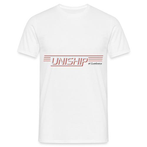 uniship1 fetare4 - T-shirt herr