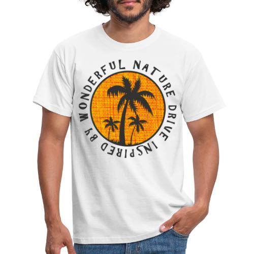 Wonder Nature - Men's T-Shirt