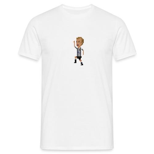 One finger celebration - Men's T-Shirt