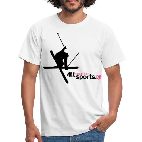 ALLmountainSPORTS de Freeride - Männer T-Shirt