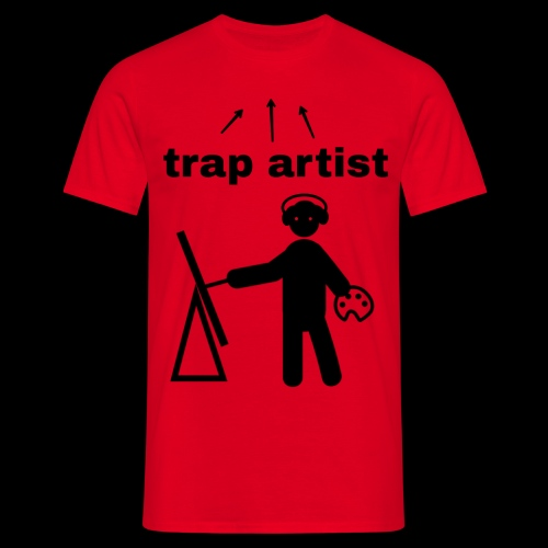 Trap Artist - Camiseta hombre