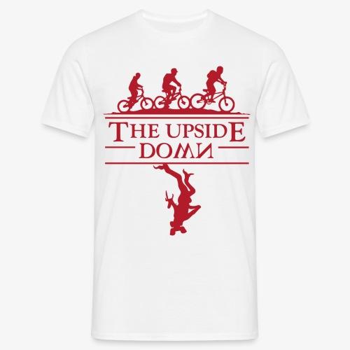 upside down - Koszulka męska