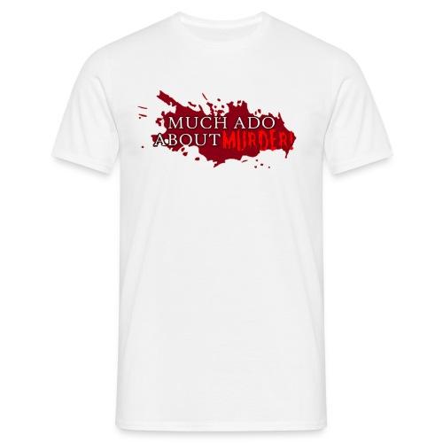 MURDER GRAPHIC png - Men's T-Shirt