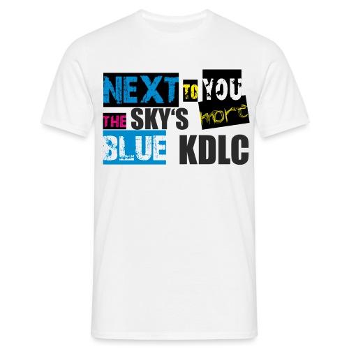 Next to you KDLC - Männer T-Shirt