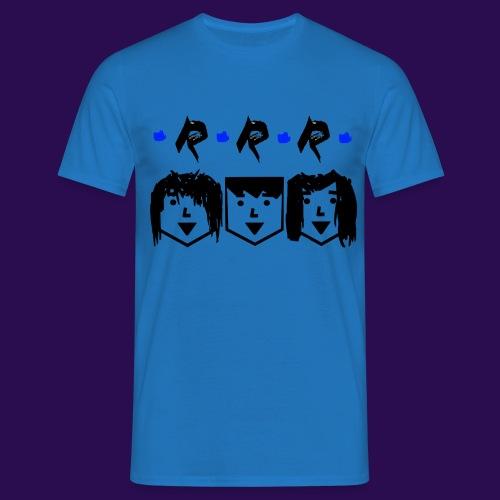 RRR - Heads - Männer T-Shirt