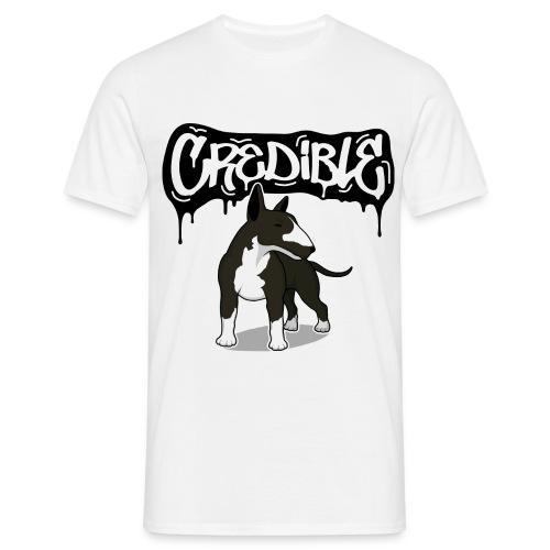 49Skinny - Credible Dogg - Männer T-Shirt