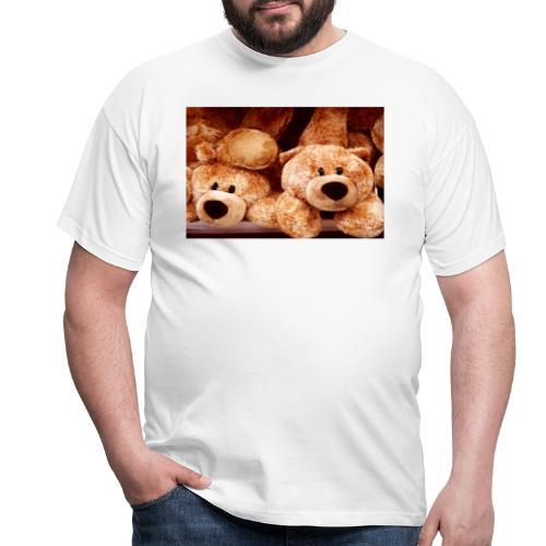 Glücksbären - Männer T-Shirt