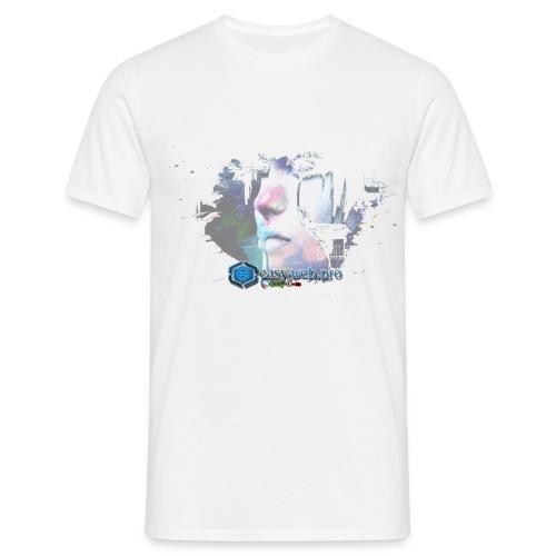 tee shirt face sans fond png - T-shirt Homme