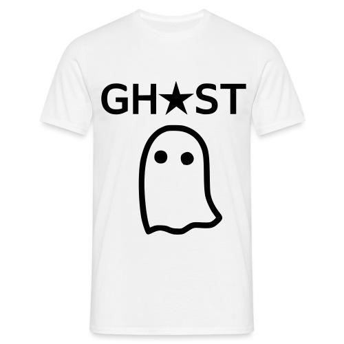 ghostcap4 - T-shirt Homme