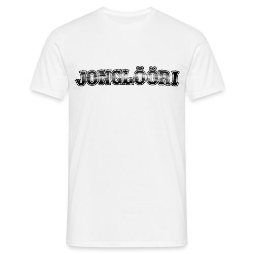 jonglooriblack - Miesten t-paita